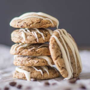 Cinnamon Cookie Stack