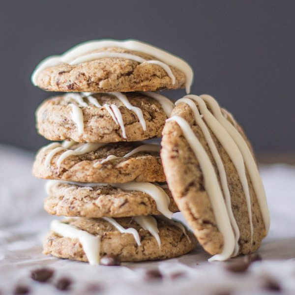 Cinnamon Cookie Stack
