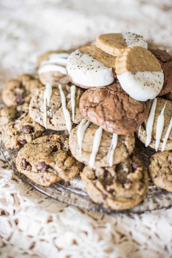 Java Sweets cookie assortment