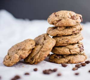 Java Chocolate Chip Cookies