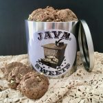 Tin of mocha cookies to buy